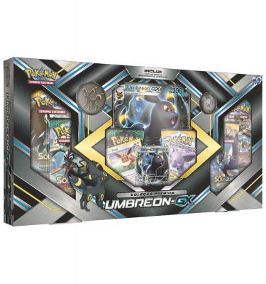 Box Pokémon Umbreon GX